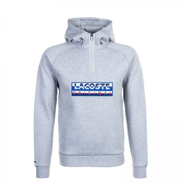 Lacoste Hoody SH8034 Grey