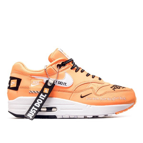 Nike Wmn Air Max 1 LX Orange White Black