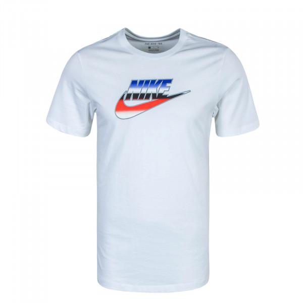 Herren T-Shirt Brandmark CV9874 White