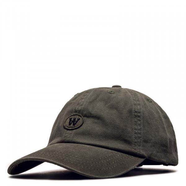 Basecap Eli Army Green