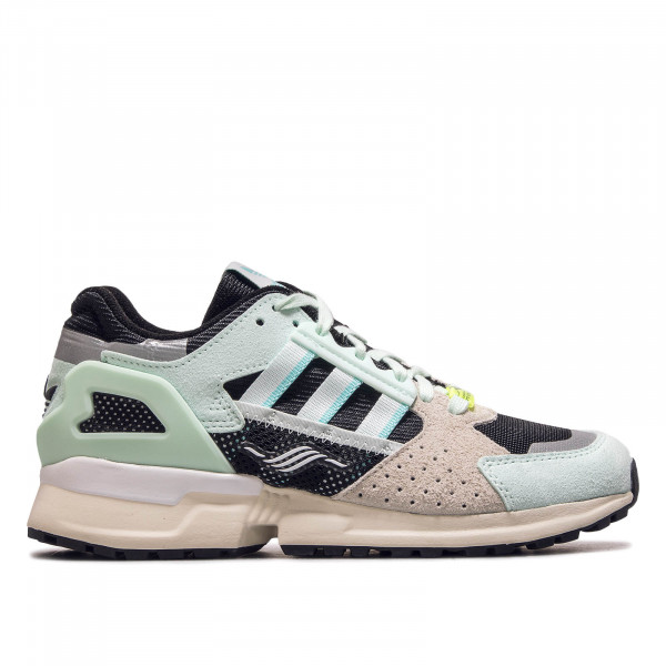 Herren Sneaker ZX 10.000C Dash Green Clear Aqua Black