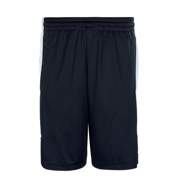 Herren Short Air Dry Knit Black White