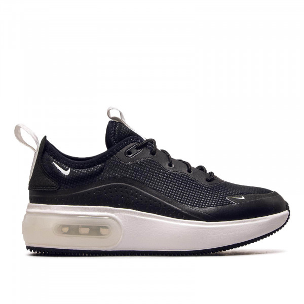 Damen Sneaker Air Max Dia Black White