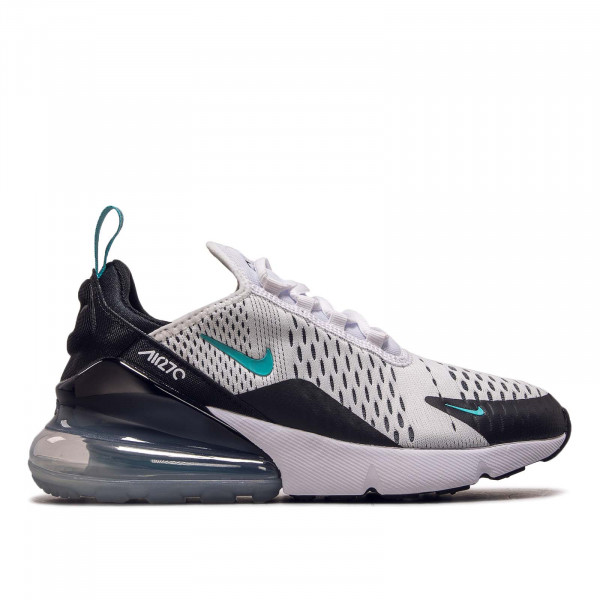 Herren Sneaker Air Max 270 White Grey Mint