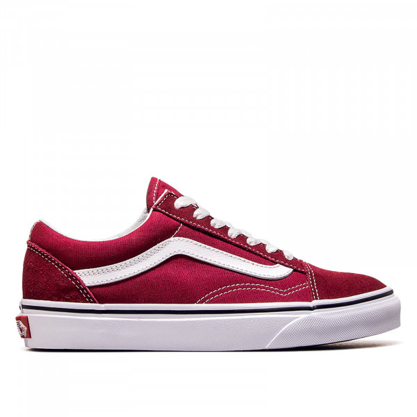 Vans Old Skool Rumba Red White