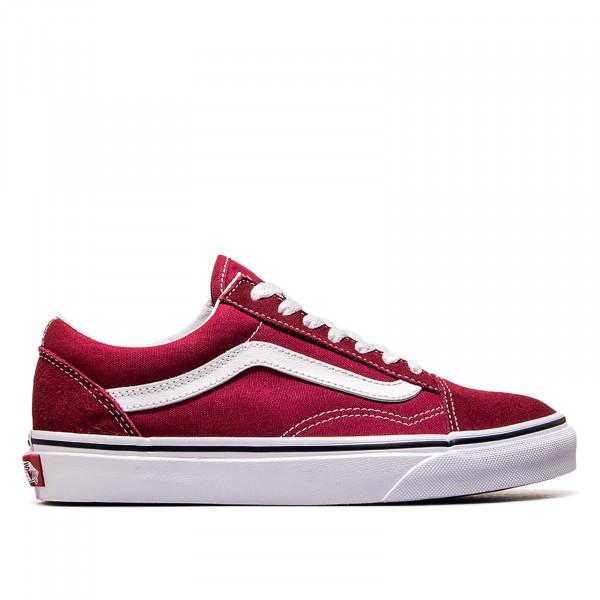 Vans Old Skool Rumba Red White