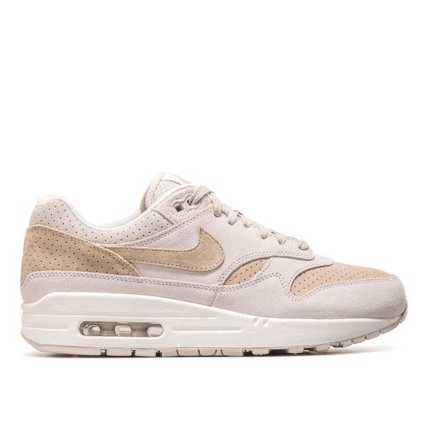 Nike  Air Max 1 Premium Grey Beige