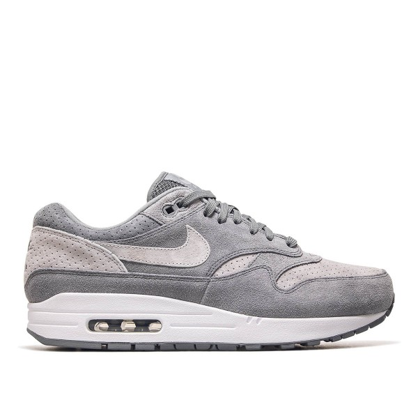Nike Air Max 1 Premium Grey White