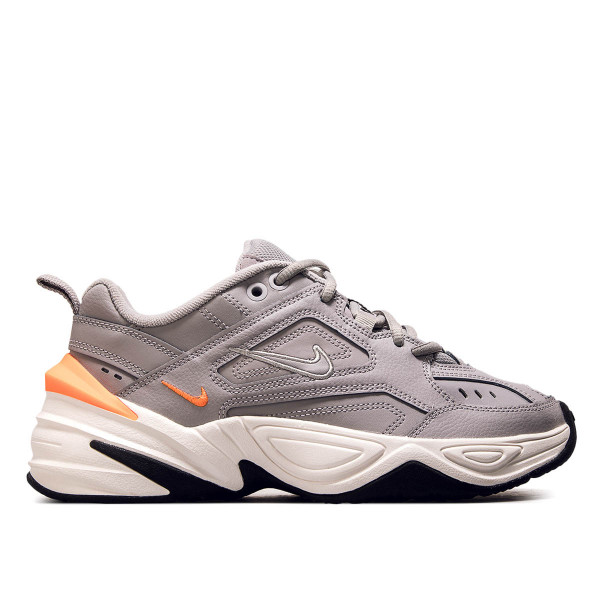 Nike Wmn M2K Tekno Grey Neon Orange