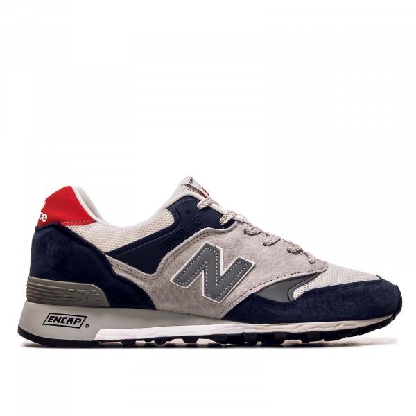 Herren Sneaker - M577 GWR - Grey / Navy / White / Red