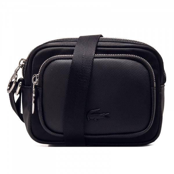 Pocket Crossover Bag - Noir