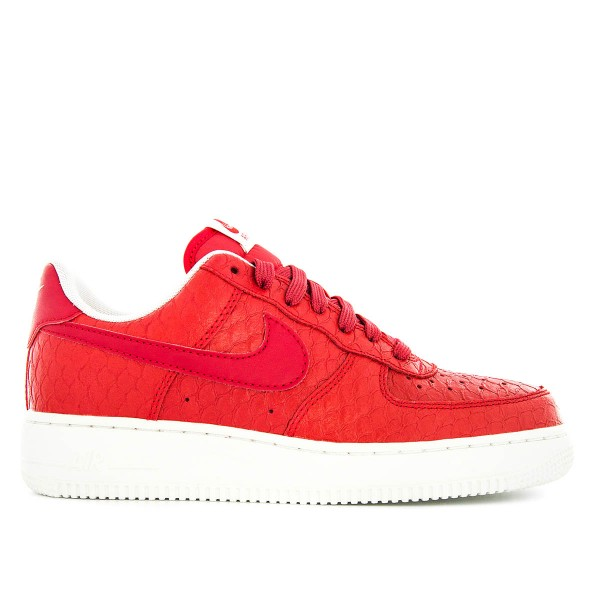 Nike Wmn Air Force 1 '07 LV8 Red White