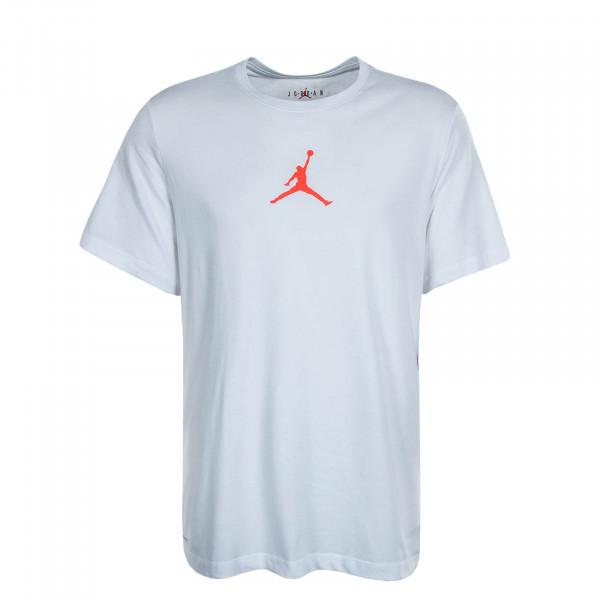 Herren T-Shirt J Jumpman DF Crew White Infr23