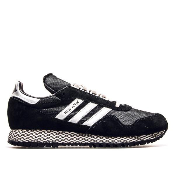 Adidas New York Black Silver