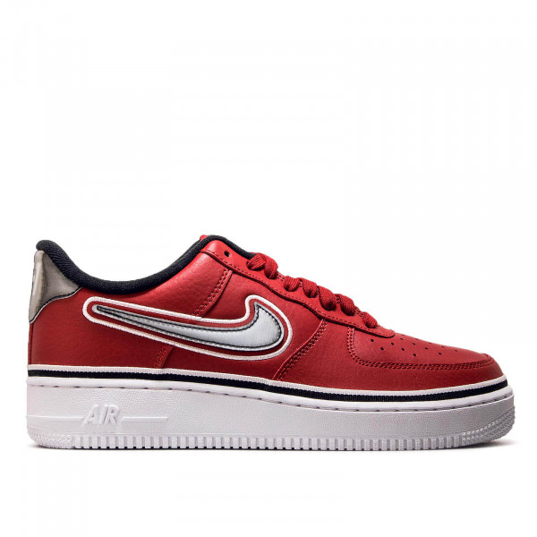 Nike Air Force 1 '07 Sport Red Black