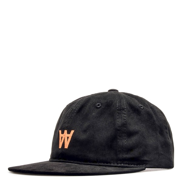 Basecap Baseball Black