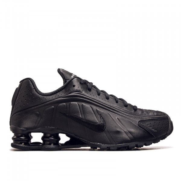 Herren Sneaker Shox R4 Black Black