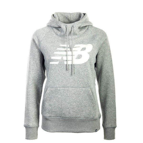 New Balance Wmn Hoody 73526  Grey