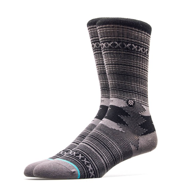 Stance Socks Guadalupe Charcoal