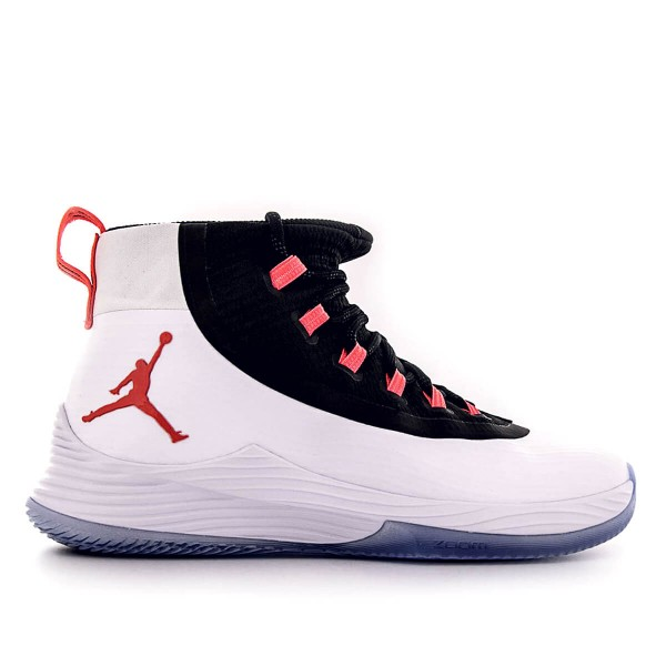 Nike Jordan Ultra Fly 2 White Black Red