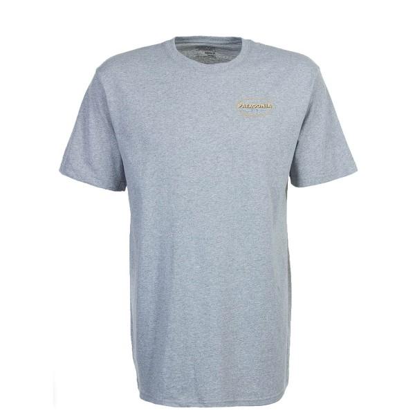Patagonia TS Worn Wear Grey