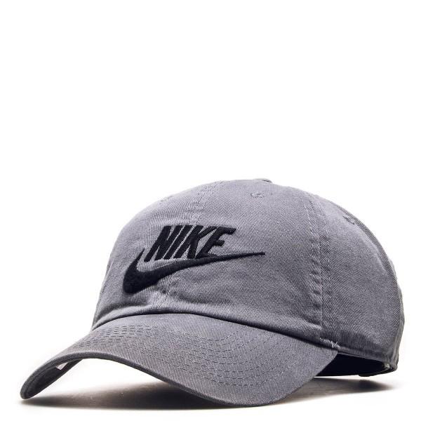 Nike Cap NSW Wash H86 Grey Black
