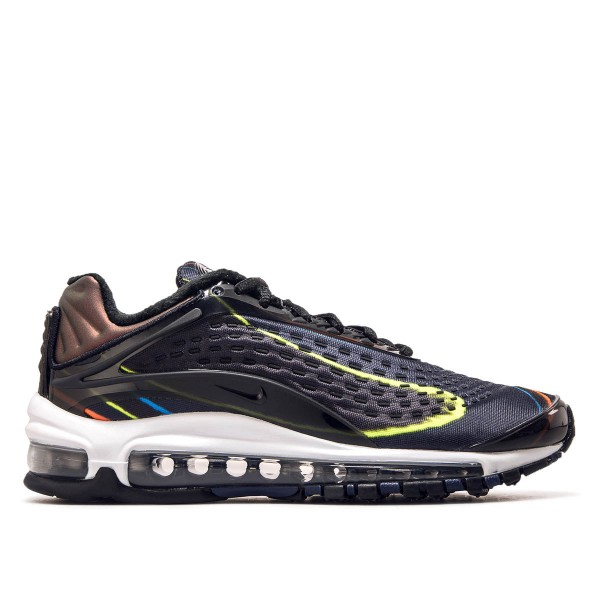 Nike Wmn Air Max Deluxe Black Navy