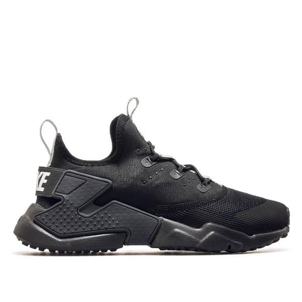Nike Wmn Huarache Drift GS Black Black