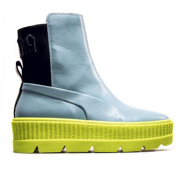 Puma Fenty Wmn Boot Chelsa Blue Lime