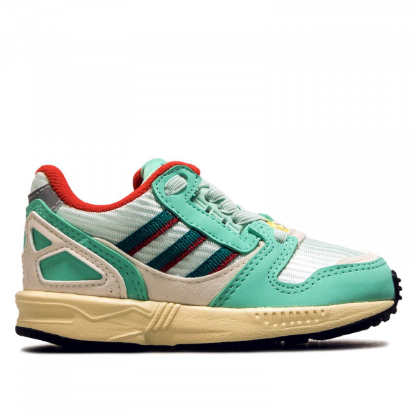 Baby Sneaker ZX 8000 EL I Cry White Scarlet Black