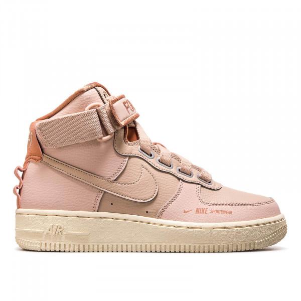 Nike Wmn Air Force 1 Hi UT Rose