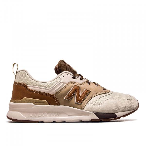 Herren Sneaker CM 997 HDV Beige Brown