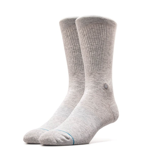 Stance Socks Uncom Solid Fashion Grey