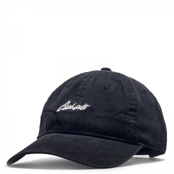 Carhartt Cap Stray Black