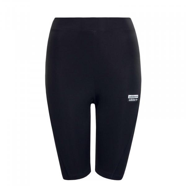 Damen Shorts Tight 3882 Black