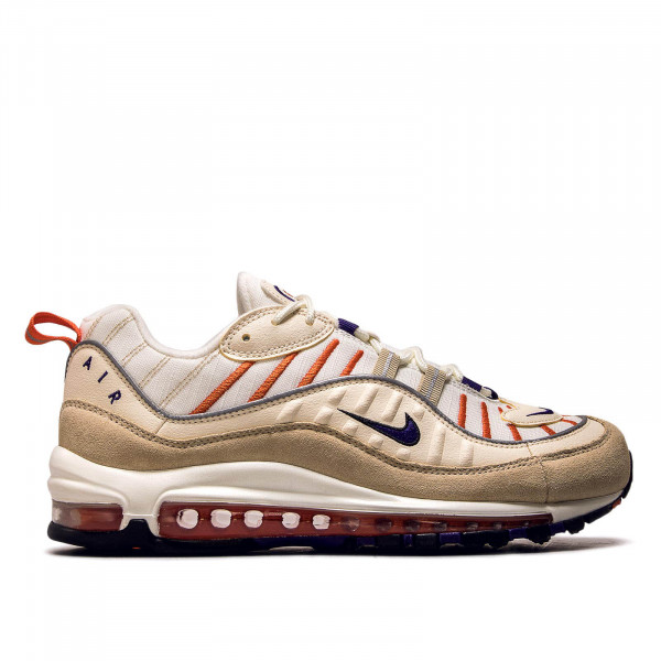Nike Air Max 98 Beige Orange Purple