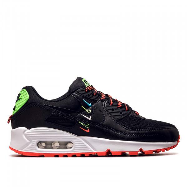 Damen Sneaker Air Max 90 WW Black Flash Crimson