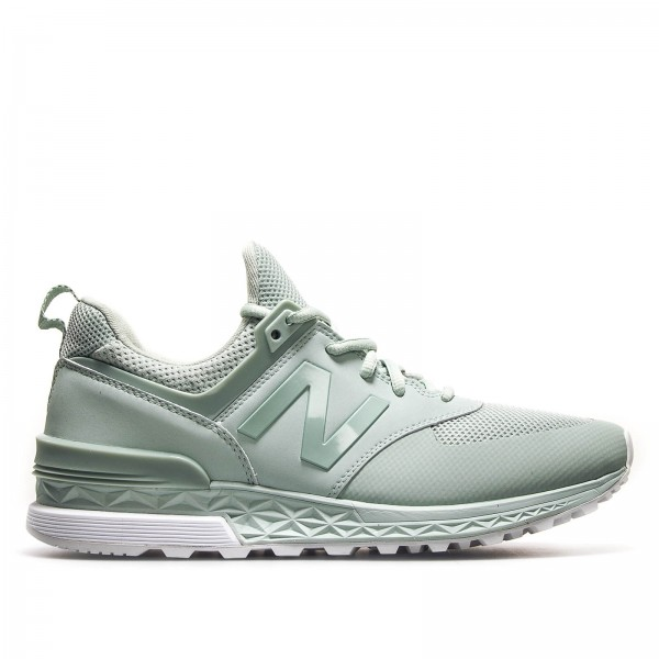 New Balance MS 574 SMT Mint White