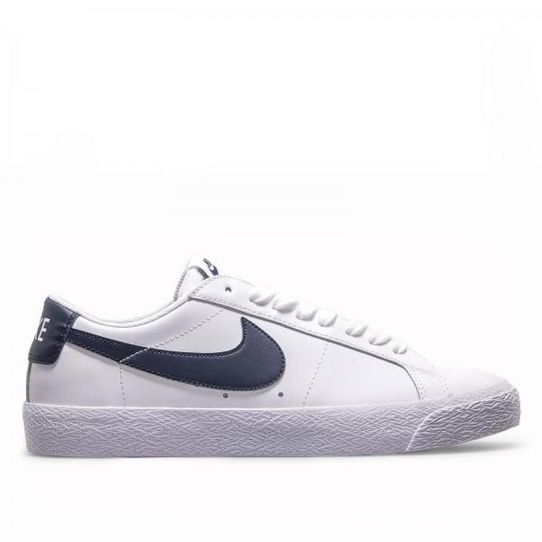 Nike SB Zoom Blazer White Navy