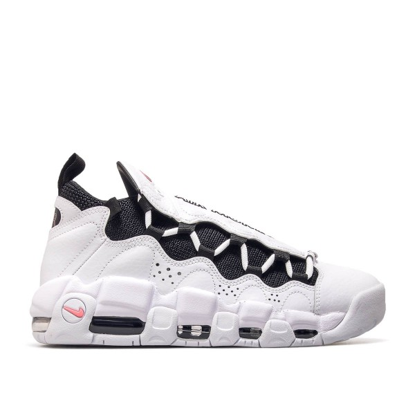 Nike Air More Money White Black Coral