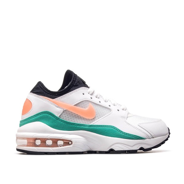 Nike Air Max 93 White Green Peach