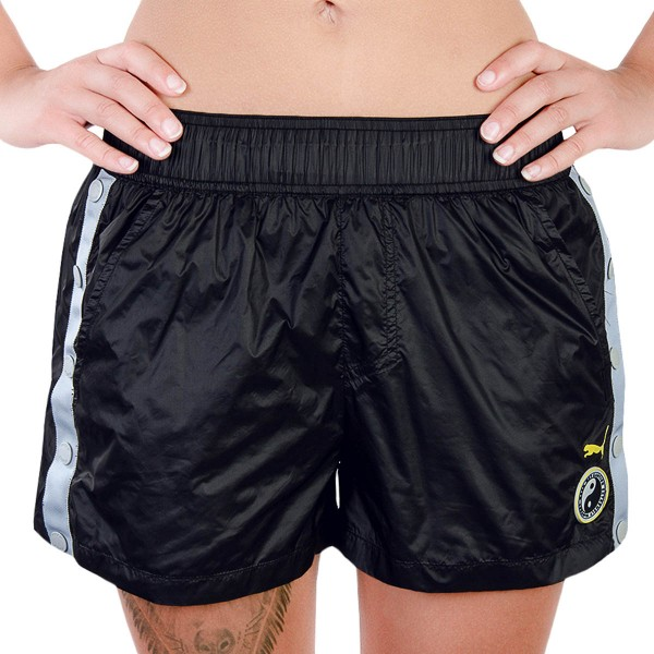 Fenty Wmn Short Mini  Tearaway Black