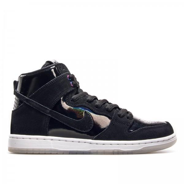 Nike SB Zoom Dunk High Pro Black White