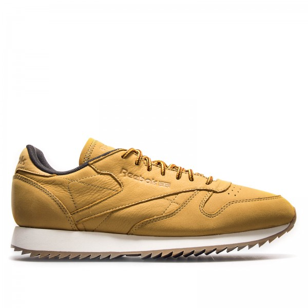 Reebok CL Leather Ripple Golden Wheat
