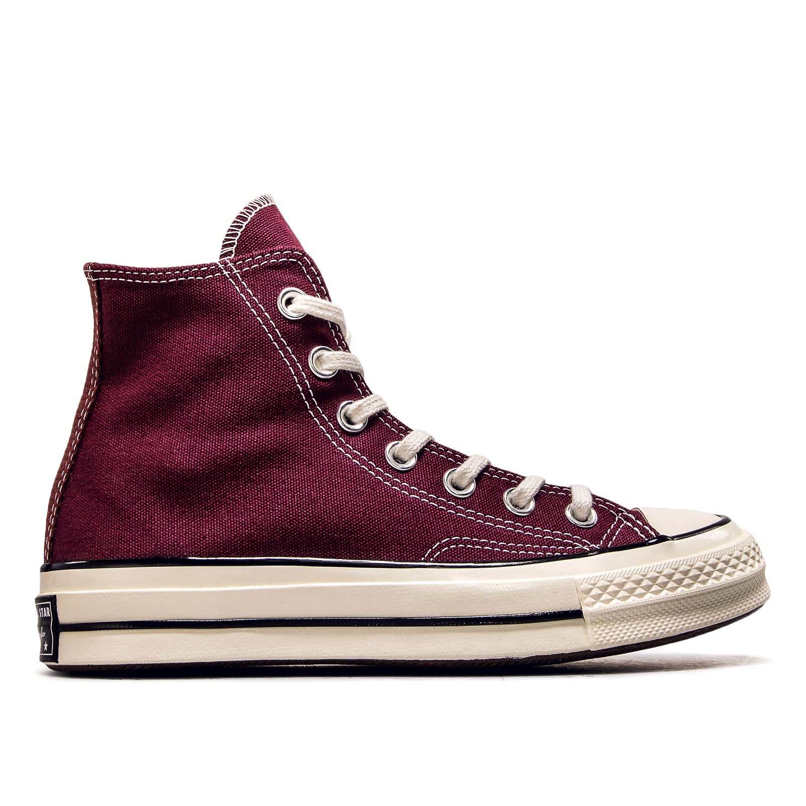 separation shoes 978a7 b68fb Unisex Chuck 70 Hi Dark Burgundy