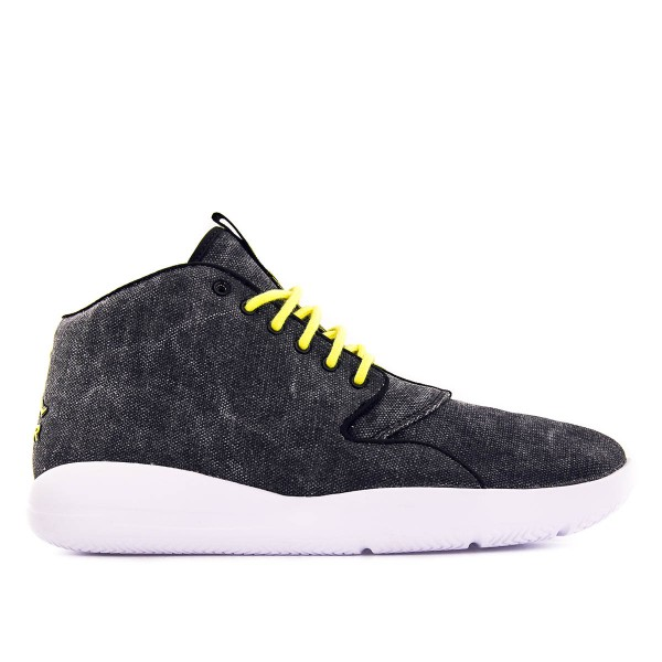 Nike Jordan Eclipse Chukka Black Yellow