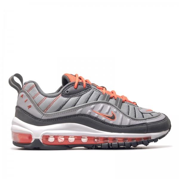 Nike Air Max 98 Dk Grey Red