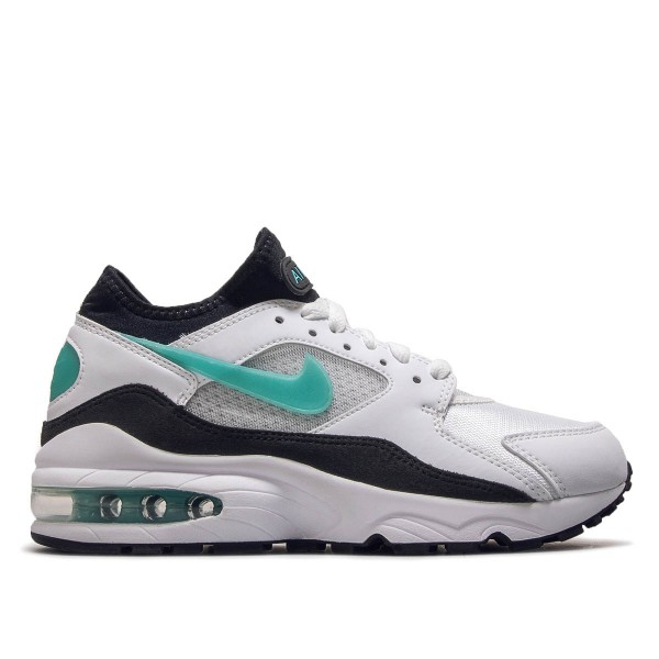 Nike Wmn Air Max 93 White Mint Black