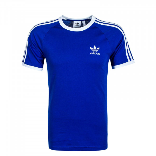 Herren T-Shirt 3 Stripes Tee Royal Blue