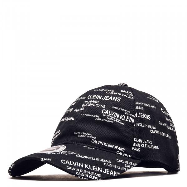 Unisex Cap - AOP Urban 6812 - Black